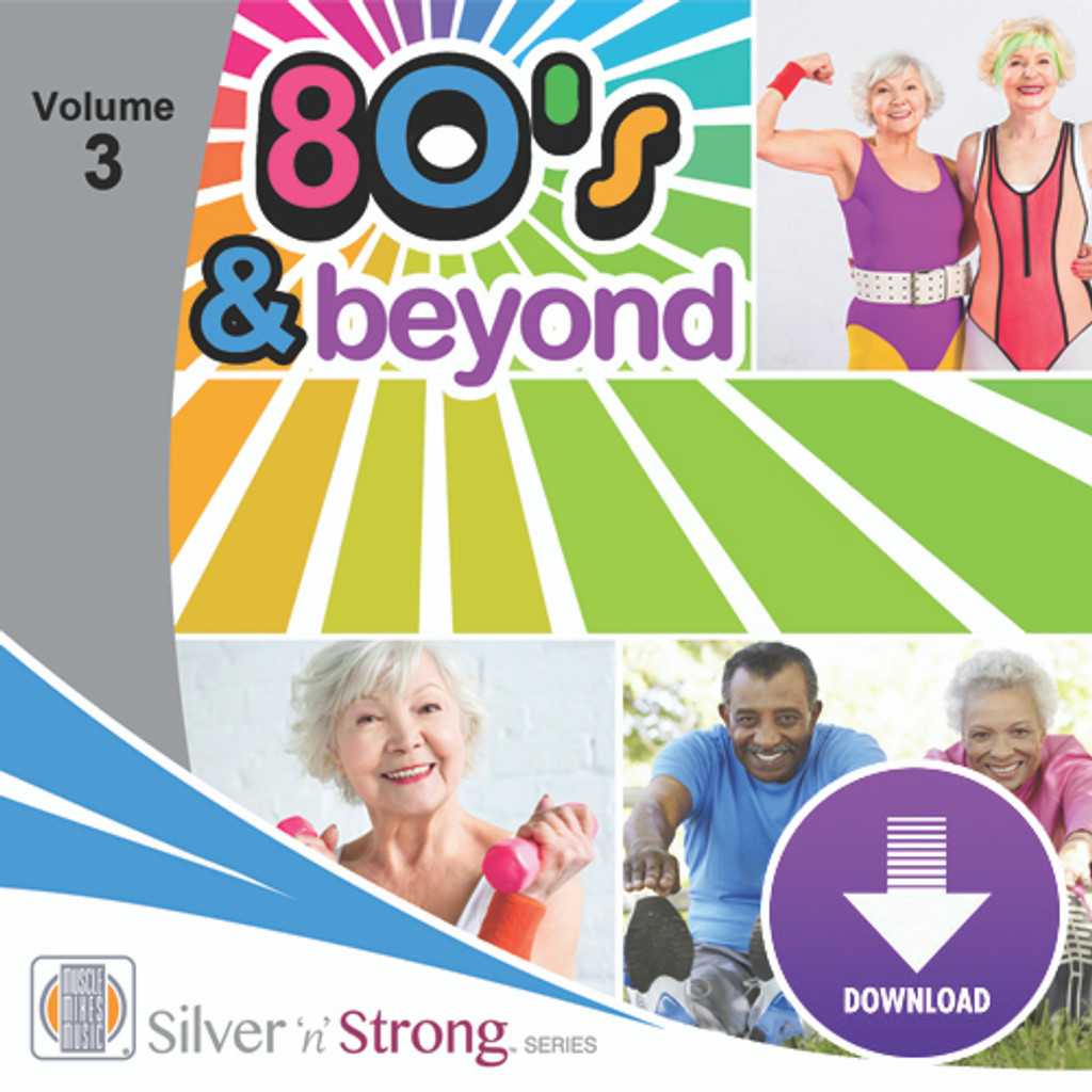 Silver 'n' Strong - 80's & Beyond - Digital Download