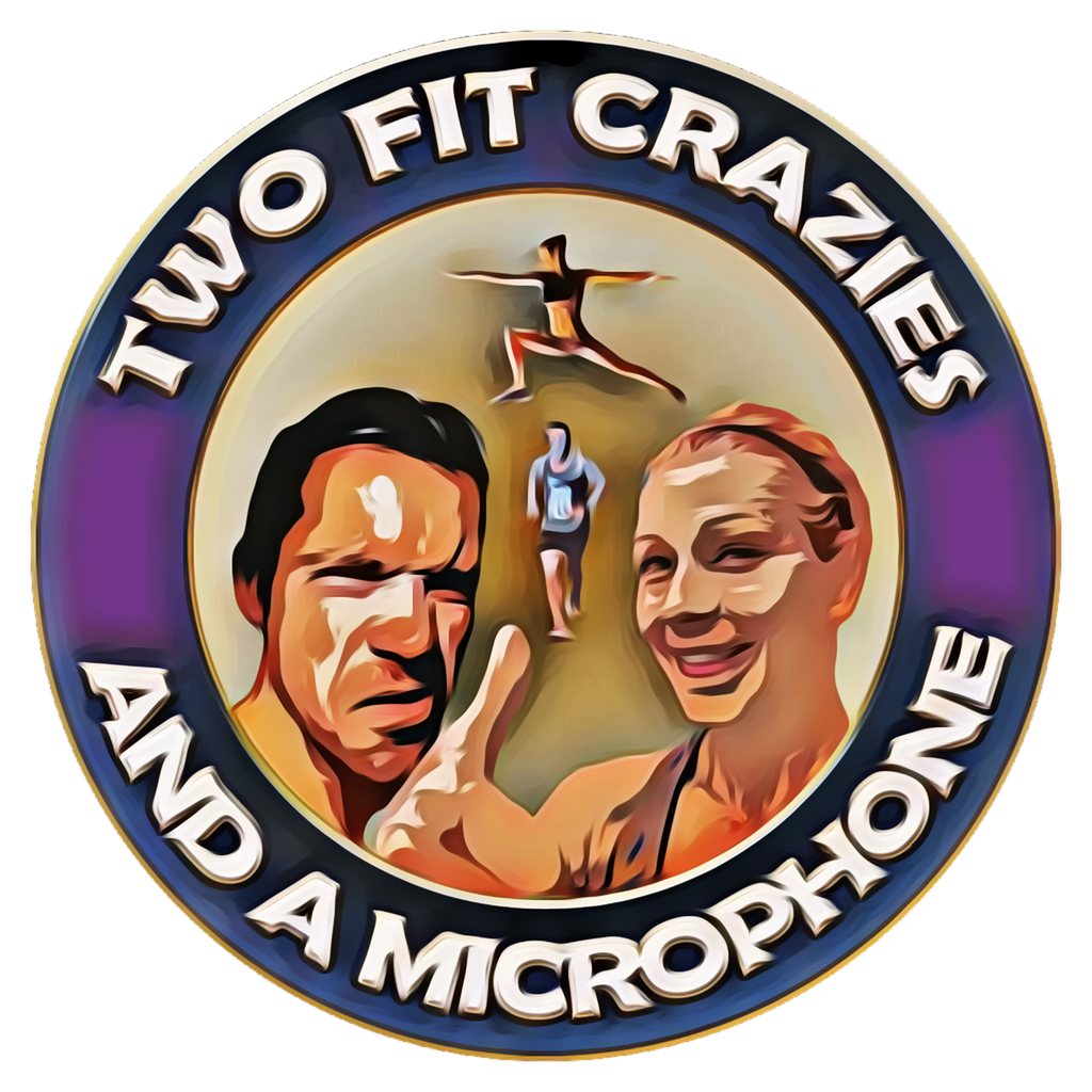 Two Fit Crazies Podcast featuring Muscle Mix CEO Denise Imbesi