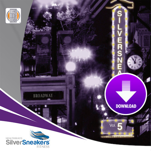 SILVERSNEAKERS Vol. 5 - Broadway-Digital