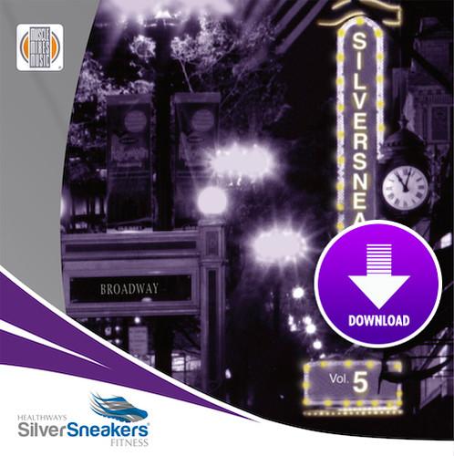 SILVERSNEAKERS Vol. 5 - Broadway-Digital