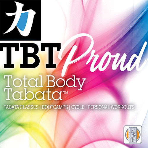 Total Body Tabata - PROUD - CD