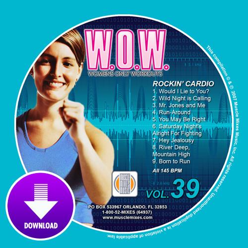 WOW Vol 39 - ROCKIN' CARDIO