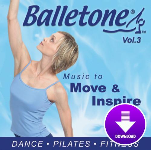 BALLETONE - Volume 3 - Virtual Fitness