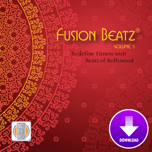 Fusion Beatz Bollywood, Vol. 1 - Virtual Fitness