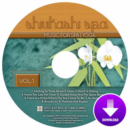 SHIVIKASHI SPA MUSIC - Virtual Fitness