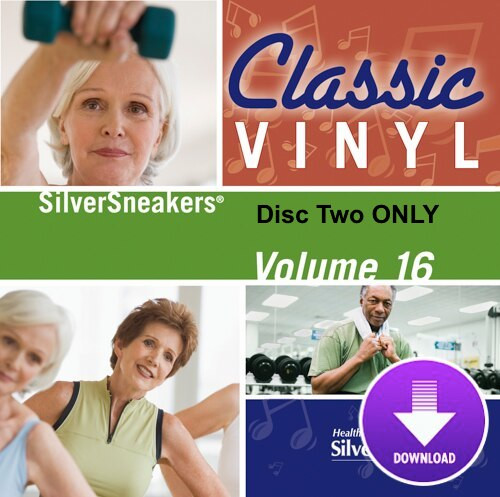 CLASSIC VINYL - SilverSneakers 16 - Virtual Fitness