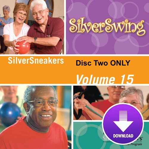 SILVER SWING - SilverSneakers Vol 15 - Virtual Fitness