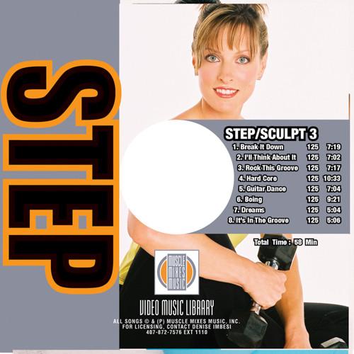 Off-the-Shelf STEP vol. 3 - Virtual Fitness