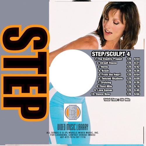 Off-the-Shelf STEP vol. 4 - Virtual Fitness