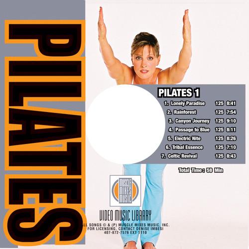 Off-the-Shelf PILATES vol. 1 - Virtual Fitness