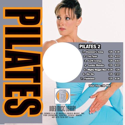 Off the Shelf PILATES vol. 2 - Virtual Fitness