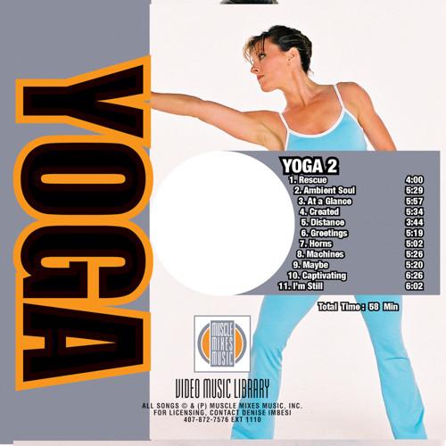 Off-the-Shelf YOGA vol. 2 - Virtual Fitness