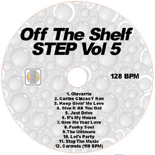 Off-the-Shelf STEP vol. 5 - Virtual Fitness