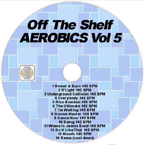 Off-the-Shelf AEROBICS vol. 5 - Virtual Fitness