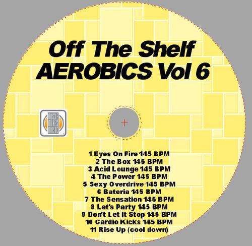 Off-the-Shelf AEROBICS vol. 6 - Virtual Fitness