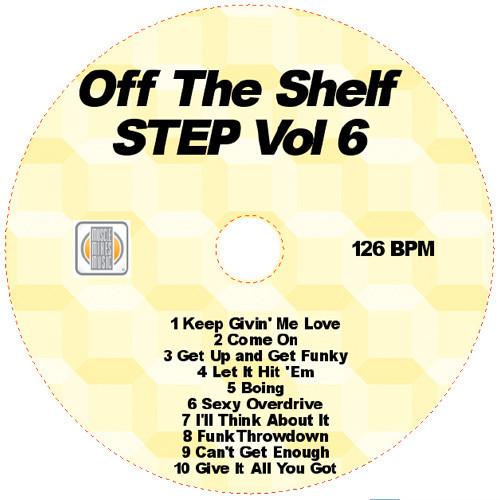 Off-the-Shelf STEP vol. 6 - Virtual Fitness