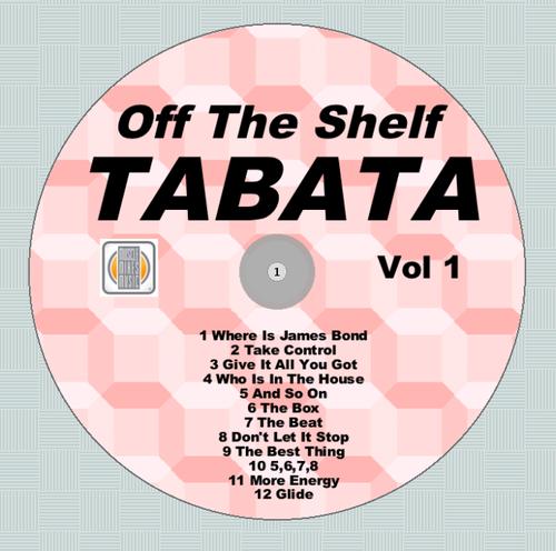 Off-the-Shelf TABATA vol. 1 - Virtual Fitness