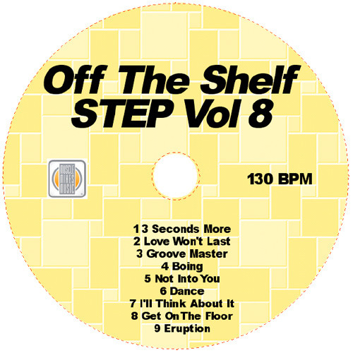 Off-the-Shelf STEP vol. 8 - Virtual Fitness
