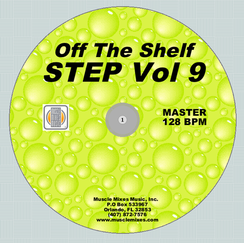 Off-the-Shelf STEP Vol. 9 - Virtual Fitness