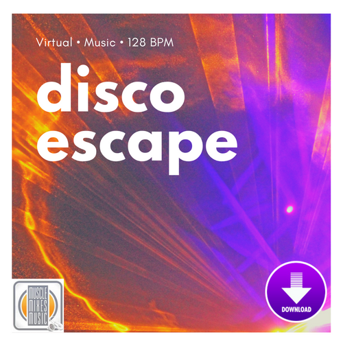 Disco Escape - 128 BPM (Virtual Fitness)