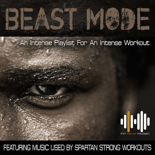 Beast Mode - 135 BPM (Virtual Fitness)