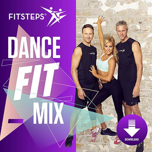 FitSteps Dance Fit Mix - Digital