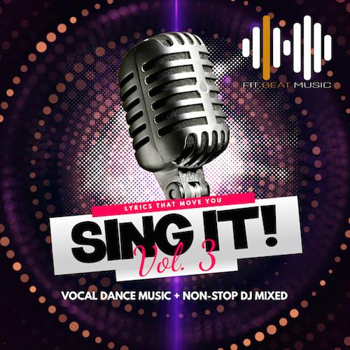 Sing It! Volume 3 - 135 BPM (Virtual Fitness)
