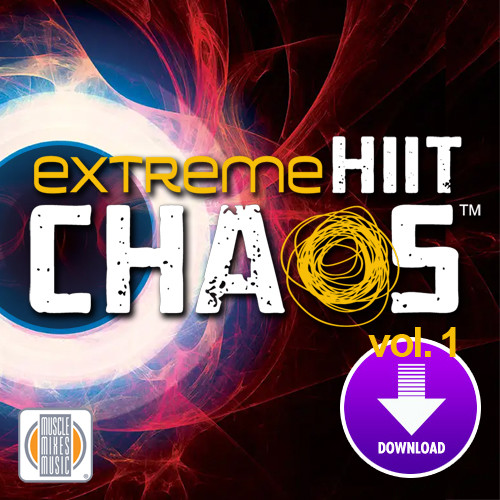 Extreme HIIT Chaos - Volume 1