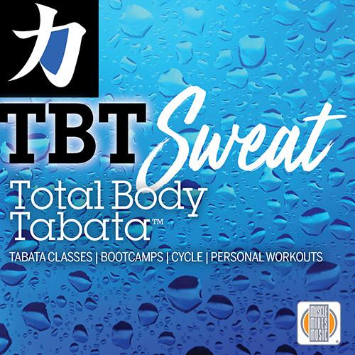 Total Body Tabata - SWEAT - CD