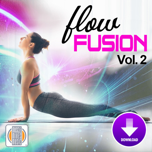 Flow Fusion, Vol. 2 (Virtual Fitness)