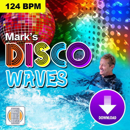 Mark's Disco Waves - (Virtual Fitness) - 124 BPM