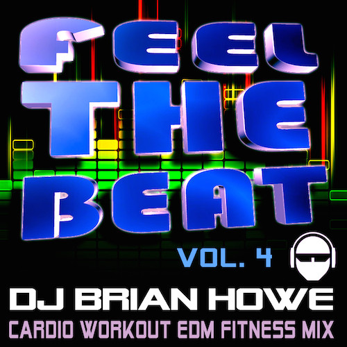 Feel The Beat Volume 4 - 135 BPM (Virtual Fitness)