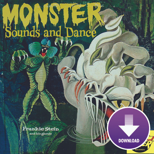 Monster Sounds and Dance (Virtual Halloween Fitness)