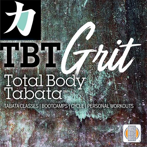 Total Body Tabata - GRIT - CD