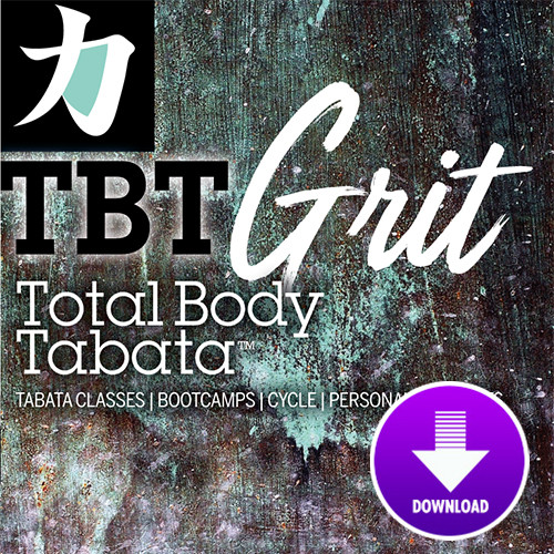 Total Body Tabata - GRIT - Digital