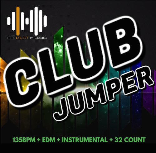 Club Jumper - 135 BPM (Virtual Fitness)