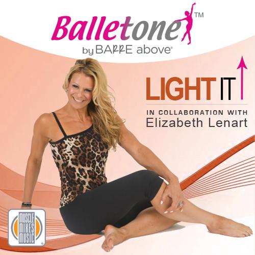 BALLETONE - Light It  Up - CD