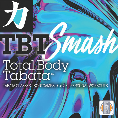 Total Body Tabata - SMASH - CD