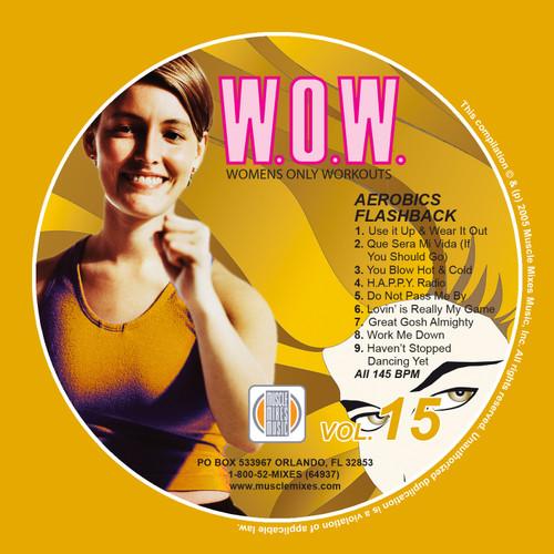 WOW Vol 15 - Aerobics Flashback