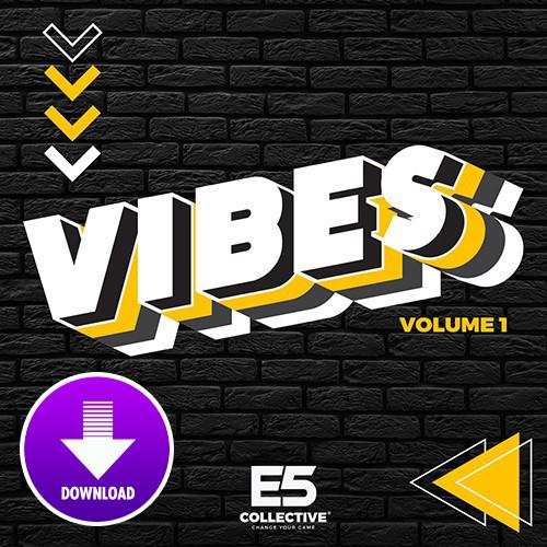 VIBES Vol 1 - E5 Collective - Digital (Virtual Fitness)