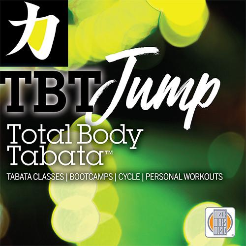 Total Body Tabata - JUMP - CD