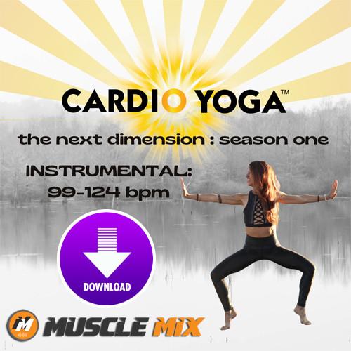 Cardio Yoga - The Next Dimension: Season One