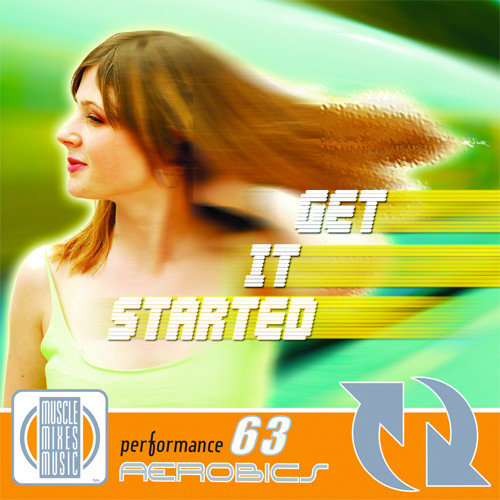 GET IT STARTED - Performance Aerobics 63 - DISCONTINUED