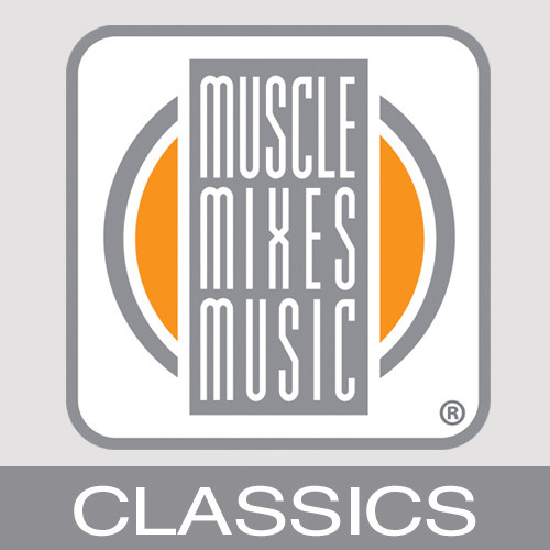 Muscle Mixes Music Classic: Red Hot Rock #1