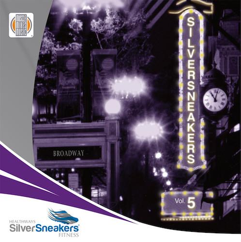SILVERSNEAKERS Vol. 5 - Broadway-CD