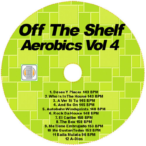 Off-the-Shelf AEROBICS vol  4