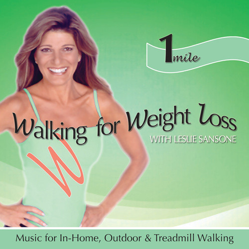 Walking for Weight Loss-1 MILE WALK- featuring Leslie Sansone - CD