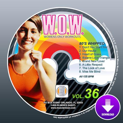 80‰s WHIPPED! -W.O.W.#36