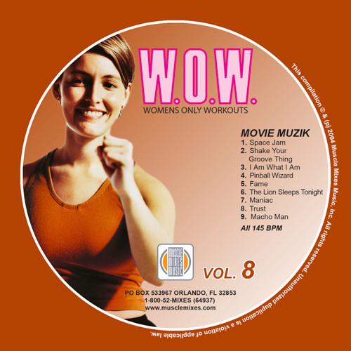 MOVIE MUZIK - W.O.W. 8 - Digital