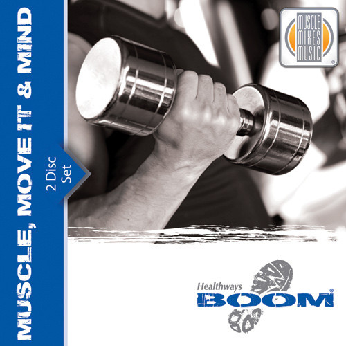 Healthways BOOM - Muscle, Move It & Mind-CD